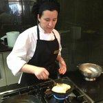 Cooking en el desayuno