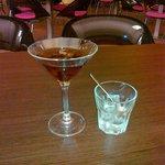 Martini en Jet Cafe