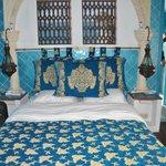 Our Zanzibar room