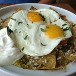 Short Rib Chilaquiles