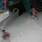small water slide