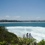 Manly from the National Park