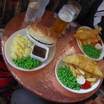 Fish & Chips and Pie