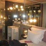 Juego de espejos Habitación & lavabo / set