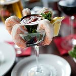 Classic Jumbo Shrimp Cocktail