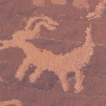 Petroglyphs at Valley of Fire