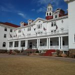 The Stanley Hotel on 17 February 2013!  No snow!