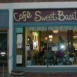Cafe sweet basil Foto