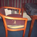 Torn chair same other review