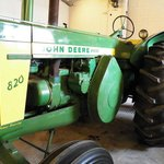 Tractors of every type and make...