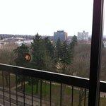 12th floor with balcony.