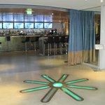 Lobby & Bar Entrance
