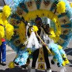 Carnival in the street