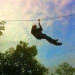Indian Point Zipline Adventure Tours
