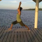 Sharpe Yoga Foto