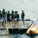 ready for banana boat