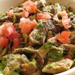 Chicken Pesto Salad - light & fresh