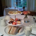Afternoon Tea at Newforge House