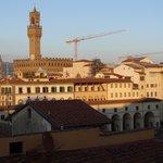 Firenze dalla terrazza