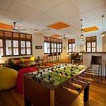 Syok Lounge - Hangout area