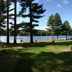 Swanzey Lake Camping Area Picture