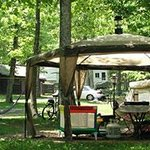 Foto de Mathews Arm Campground