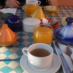 Ottima colazione marocchina!