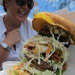 the Palace burger