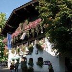 Hotel Traube Oberstdorf Foto