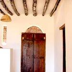 Old Swaihili door
