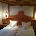 Bett im Appartementhotel****