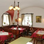 A la Carte-Restaurant im Gasthof Reiter