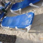 Etat des transats de la plage (photo 2)