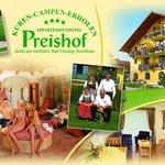 Preishof - direkt am Golfplatz Bad füssing-Kirchham