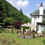 Jenkni Hill Cottage garden
