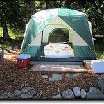 Foto de Lopez Farm Cottages & Tent Camping