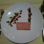 foie gras et pop corn