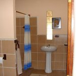 general Shower and toilet en-suite
