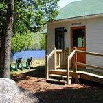 Prospect Point Cottages - Blue Mountain Lake Resmi