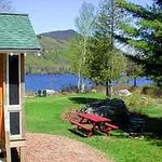 Prospect Point Cottages - Blue Mountain Lake Photo