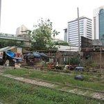 the way to phayathai station