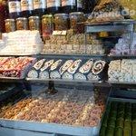 A typical, Egyptian Bazaar stall