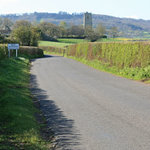 Lovely country lanes