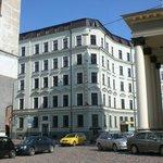 Hanza Hotel  Riga