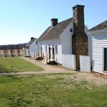 Slave and later, Guest Quarters