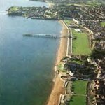 Paignton Seafront Benbows is on the peninsula