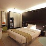 Design hotel room