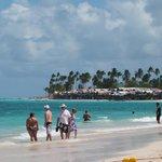 La Playa, la mas limpia (impresionante)