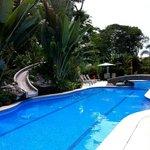 Swimming pool, Club del Cielo Condo