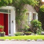 Famous Red Door